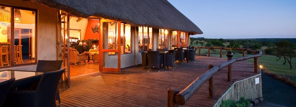 Big Cat Safaris - Springbok Lodge Spa