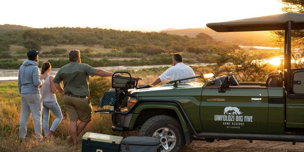 Big Cat Safaris - uMfolozi Big 5 Game Reserve